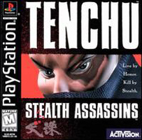 Photo de la boite de Tenchu - Stealth Assassins